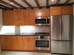 remodeled kitchen in NY